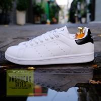 Giày Adidas Stan smith SF Black