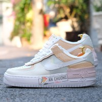 Giày Nike AF1 shadow SE Spruce Aura Hoa Cúc